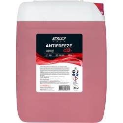 Охлаждающая жидкость ANTIFREEZE LAVR -45°C (G12+), 10 кг