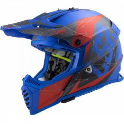 Мотошлем MX437 FAST ALPHA
