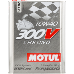 Motul 300V Chrono 10W40 2л