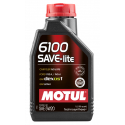 Motul 6100 SAVE-LITE 5W20 1л
