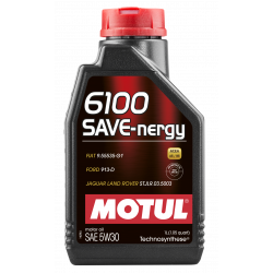 Motul 6100 SAVE-NERGY 5W30 1л