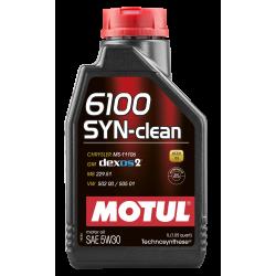 Motul 6100 SYN-CLEAN 5W30 1л