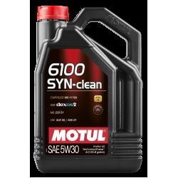 Motul 6100 SYN-CLEAN 5W30 5л