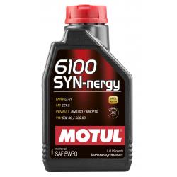 Motul 6100 SYN-NERGY 5W30 1л