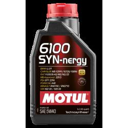 Motul 6100 SYN-NERGY 5W40 1л