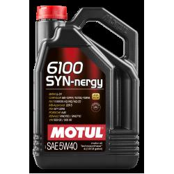 Motul 6100 SYN-NERGY 5W40 4л