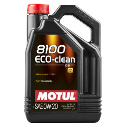 Motul 8100 Eco-clean 0W20 5л