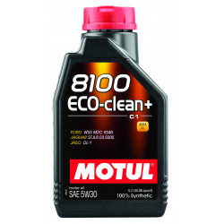 Motul 8100 Eco-clean + 5W30 1л