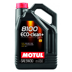 Motul 8100 Eco-clean + 5W30 5л
