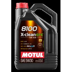 Motul 8100 X-clean EFE 5W30 5л