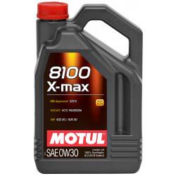 Motul 8100 X-max 0W30 4л