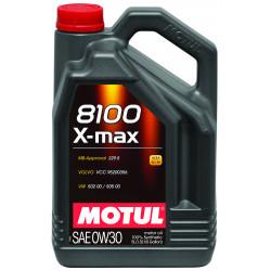Motul 8100 X-max 0W30 5л