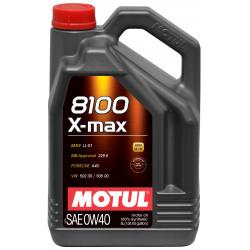 Motul 8100 X-max 0W40 4л