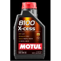 Motul 8100 X-cess 5W30 1л
