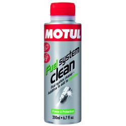 Motul Fuel System Clean Moto 0,2л