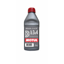 Motul DOT 3 & 4 Brake Fluid 1л