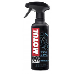Motul E1 Wash & Wax 0,4л