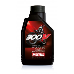 Motul 300V 4T OFF ROAD 5W40 1л