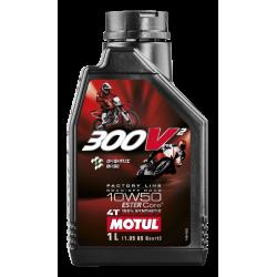 Motul 300V² 4T FACTORY LINE 10W50 1л