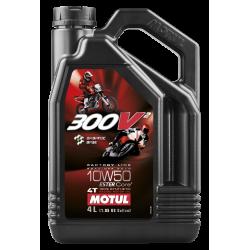 Motul 300V² 4T FACTORY LINE 10W50 4л