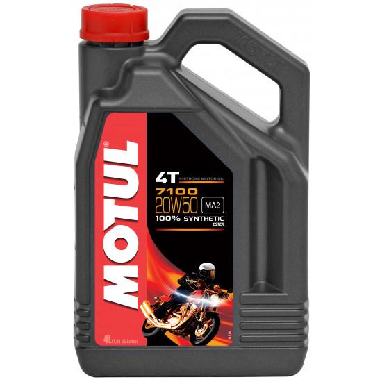 MOTUL 7100 4T 20W-50 4 л