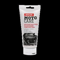 Очиститель - кондиционер для кожаных изделий мотоциклов Autoland