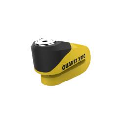 LK267 OXFORD Замок Quartz XD10 disk lock (10mm pin) Yellow/Black
