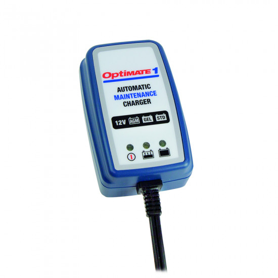 Зарядное устройство OptiMate1 (1x0,6A, 12V)
