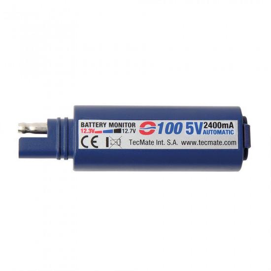 Универсальное зарядное устройство для мобильных телефонов USB, 2400mА, 5В