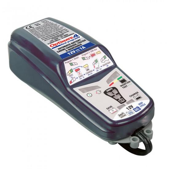 Зарядное устройство OptiMate 4 BMW ready /Canbus edition (1x1A, 12V)