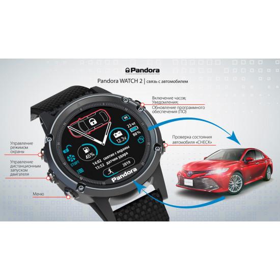 Смарт-часы Pandora Watch 2
