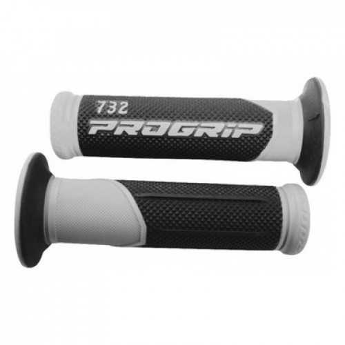 Ручки Progrip 732 22/25mm GRAY/BLACK BLISTER ROAD