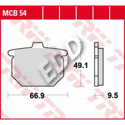 TRW MCB54