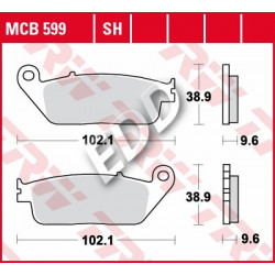 TRW MCB599