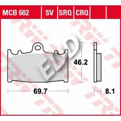 TRW MCB602CRQ