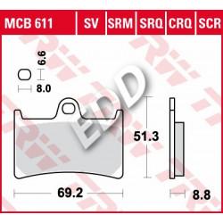 TRW MCB611SV
