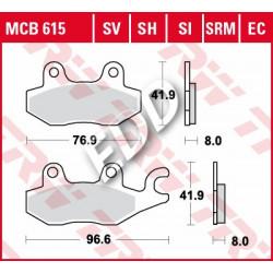 TRW MCB615