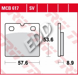 TRW MCB617
