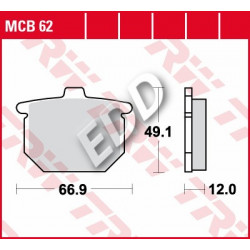 TRW MCB62