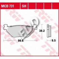 TRW MCB731SH