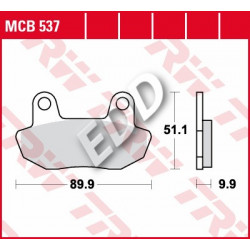 TRW MCB537