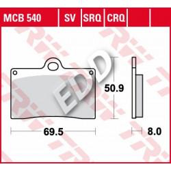 TRW MCB540