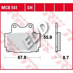 TRW MCB541SH