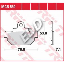 TRW MCB550
