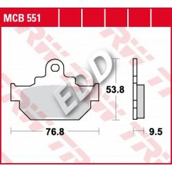 TRW MCB551