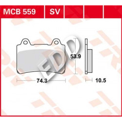 TRW MCB559SV