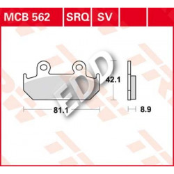 TRW MCB562SV