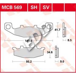 TRW MCB569SH