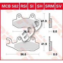 TRW MCB582SH