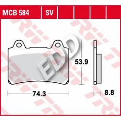 TRW MCB584